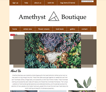 Amethyst Boutique