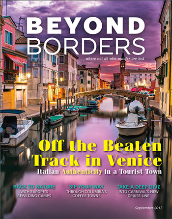 Beyond Borders Magazine