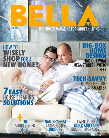 Bella Homes Magazine