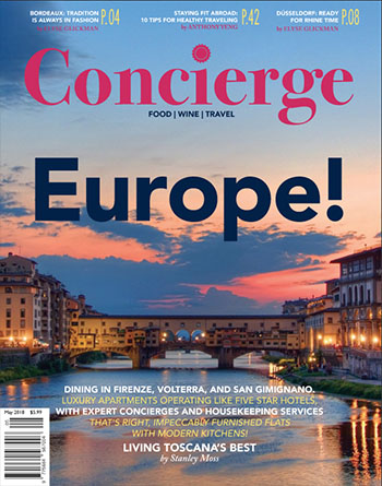 Concierge Magazine